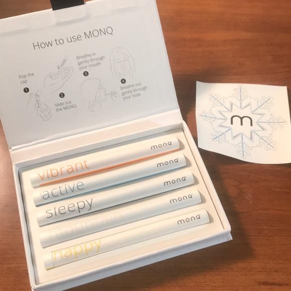 Monq Essential Oil Pens